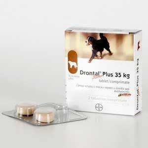 Drontal Plus XL - 1 tab
