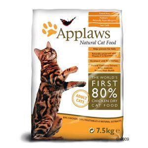 Applaws Adult Cat - Pui - 7,5 kg