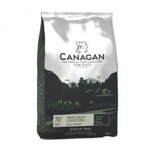 Canagan Cat Grain Free - Pui - 4 kg