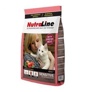 NutraLine Cat Adult Sensitive - 10 kg