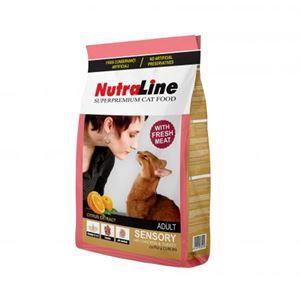 NutraLine Cat Adult Sensory - 10 kg