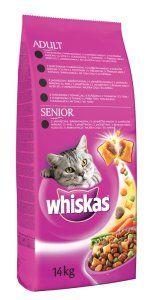 Whiskas Junior - Pui - 14 kg