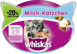 Whiskas - Milk Kitten - 66 g