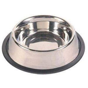 Pet Expert - Castron inox antiderapant - 900 ml