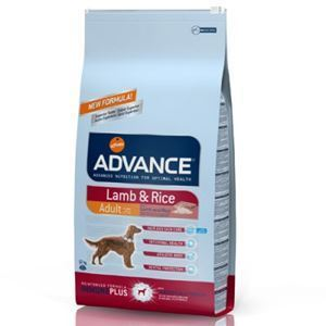 Advance Dog Adult - Miel si orez - 12 kg