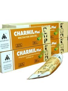 Ayurvet - Charmil Plus Gel - 50 g