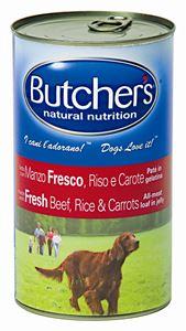 Butcher's - Vita, orez si morcovi - 390 g