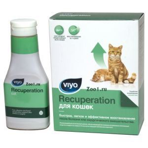 Viyo Recuperation Cat - 150 ml