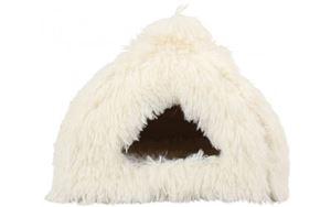 Zolux - Igloo Yeti alb