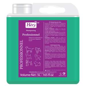 Hery - Sampon concentrat profesional - 20 l