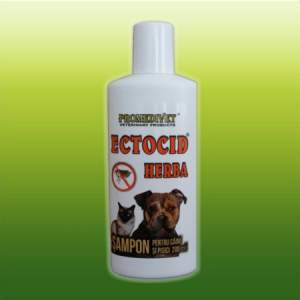 Promedivet - Sampon ectocid Herba - 200 ml