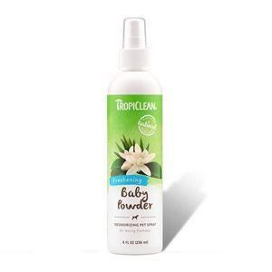 TropiClean - Spray Baby Powder - 236 ml