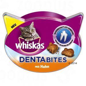 Whiskas Dentabites - Pui - 40 g