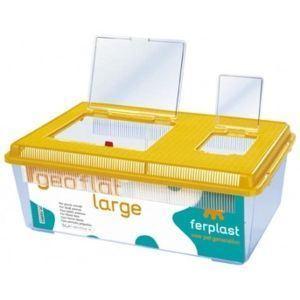 Ferplast - Terariu Geo Flat Large