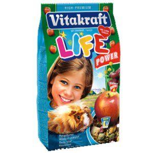 Vitakraft Life Power - Menu porcusori de Guineea - 600 g