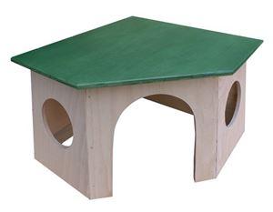 Wb - Casuta lemn colt 108 A