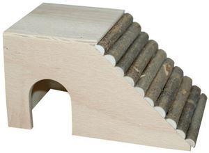 Wb - Rampa lemn alun pentru rozatoare 403 P