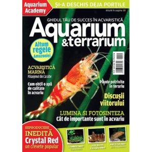 Revista Aquarium & terrarium Nr. 21