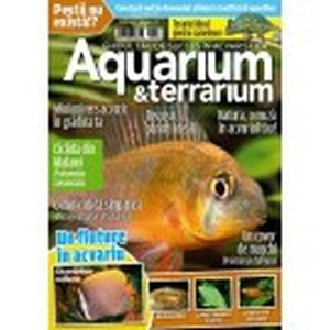 Revista Aquarium & terrarium Nr. 34