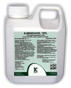 Albendakel 10% - 1 l
