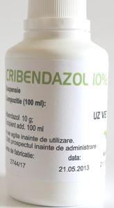Cribendazol 10% - 50 ml