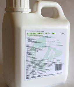 Cribendazol 2,5% - 1 l